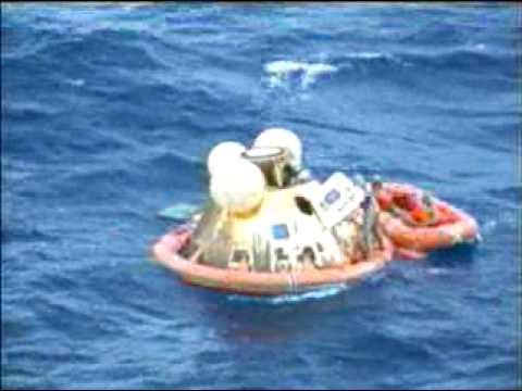 Apollo 11 Recovery