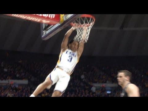 HIGHLIGHTS | LSU basketball defeats South Carolina 89-67