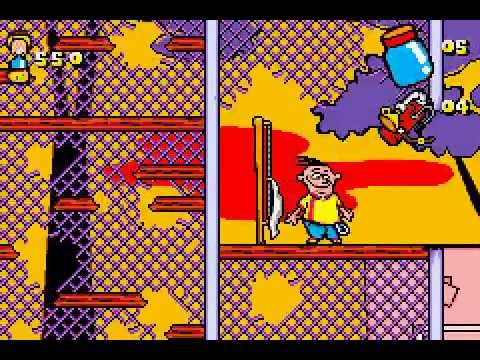 Game Boy Advance Longplay 112 Ed Edd N Eddy Jawbreakers Youtube