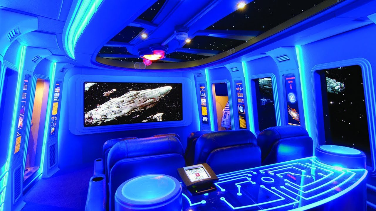 The 5 Most Expensive Home Theaters Ever Built Pictures