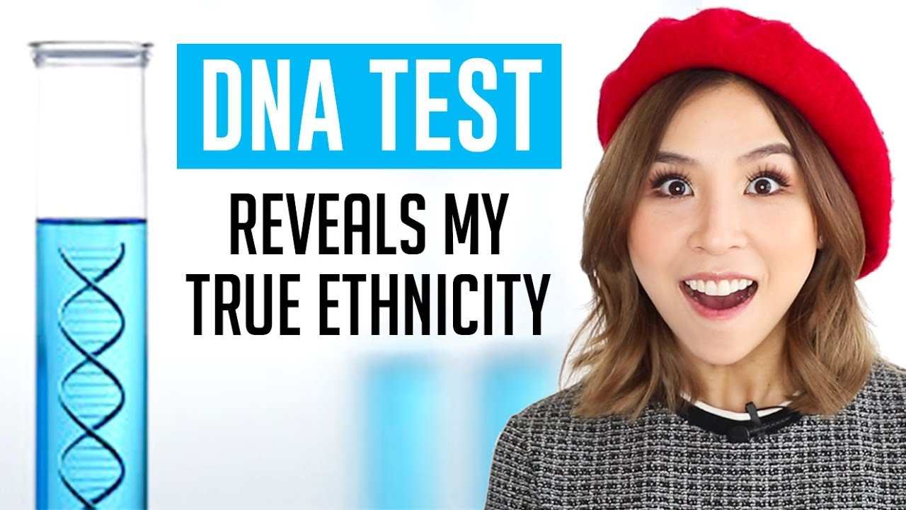 I Took a DNA Test To Reveal My True Ethnicity! Tina Yong