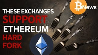 Which Exchanges Support Upcoming Ethereum Hard Fork? XMR Fortnite Update - Crypto News