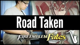 fire emblem fates road taken jazz cover    insaneintherainmusic