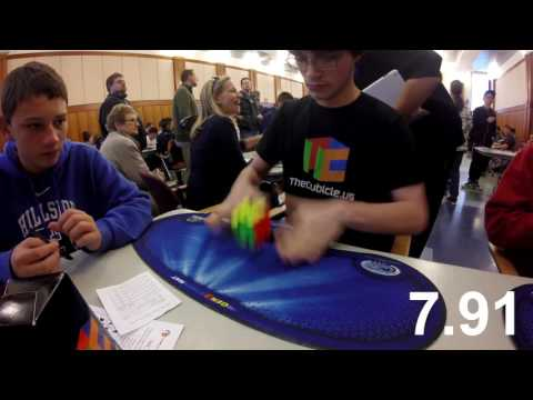 8.45 Official 3x3 Rubik