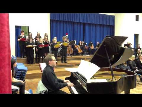 County Groups Winter Concert 2014