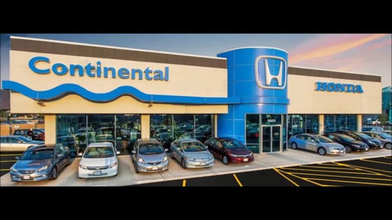 Honda Chicago Dealership Continental