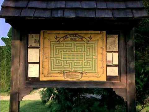 Inside the Kubrick Maze