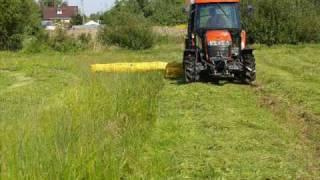 Maszyny rolnicze firmy samasz