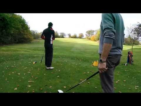 Mortonhall Golf Club, Edinburgh, October 2014 with GoPro Hero 3+