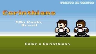Hino do Corinthians - Versão 8-Bits