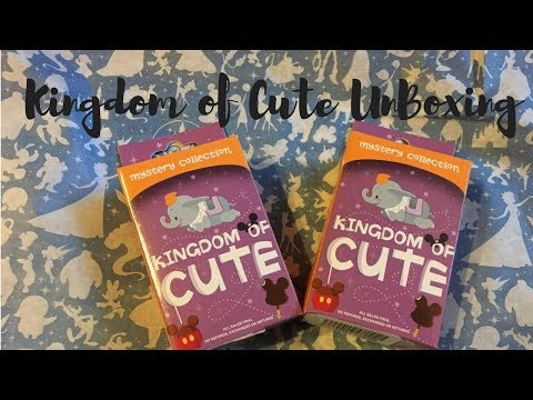   Kingdom of Cute UnBoxing  