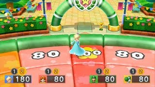 Mario Party 10 - Winning all Minigames at Master Difficulty Part 3