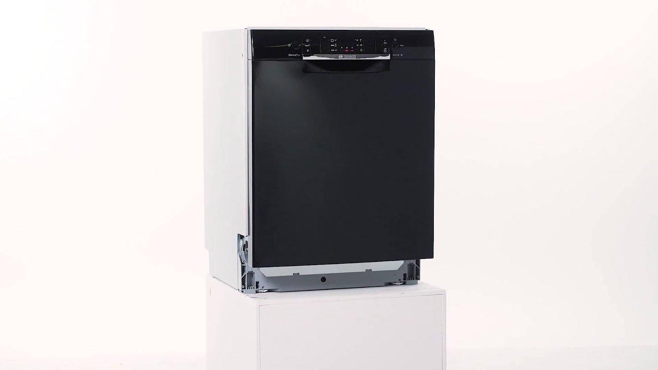 Bosch SMU46CB01S  bäst i test  Diskmaskin - YouTube 894d5fc670cfc