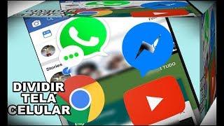 Dicas Motorola–Recurso Incrível Permite Dividir a Tela No Seu Celular Motorola–Usar Mais Aplicativos