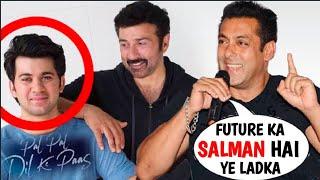 Salman Khan Launches Karan Deol Movie Pal Pal Dil Ke Paas Trailer.mp3