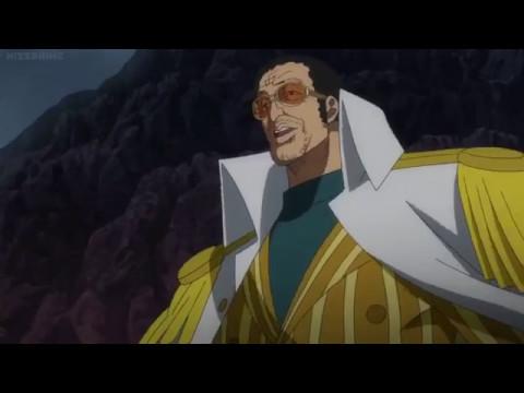 Z vs Kizaru & Marine (Final Fight) / One Piece Film Z