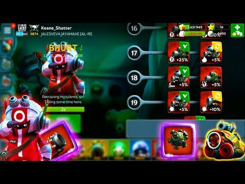 Battle Bay #151 - Bhurt: Retrain All Talent to Blast Canon | Enforcer Mining!