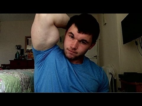 Gay big muscle Building Muscle