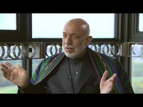 Hamid Karzai Special: Former President of Afghanistan on the legacy of US intervention (Ep 527)