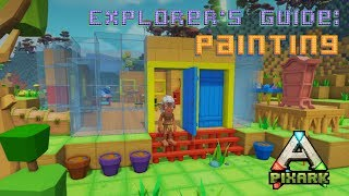 Explorers Guide : Painting