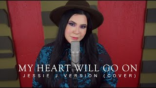 My heart will go on-Jessie J version/Amanda Flores (Cover)