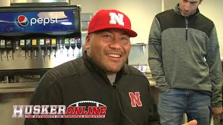 HOL HD: Tony Tuioti Spring Press Conference