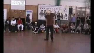 Lipskee (NBDS) - Funk All!3 (pokaz sedziow)