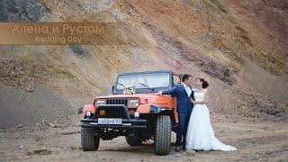 Алена и Рустам. Wedding Day (by Yu.Ryabinichev)