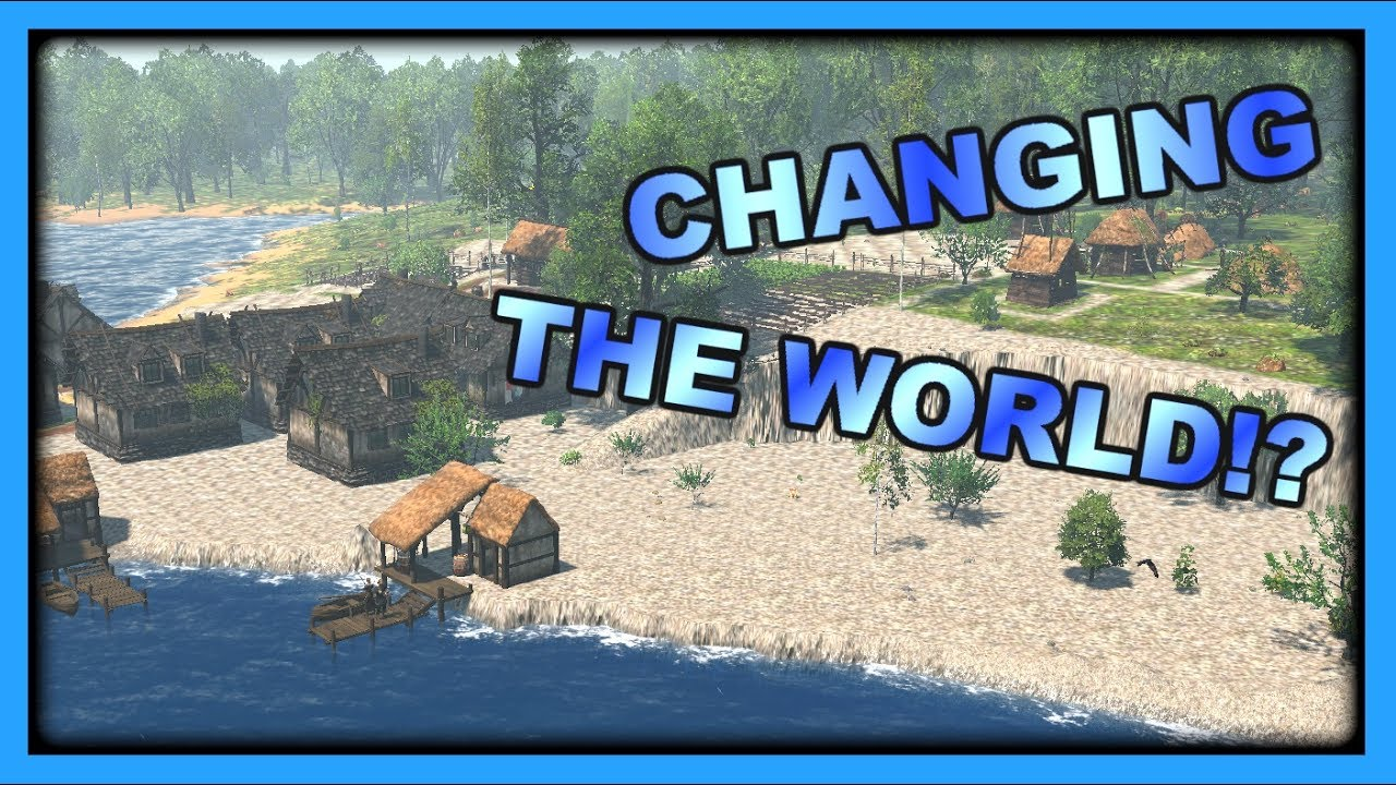 Life is Feudal Forest Village - Terraforming a World! - #2 Let's Play  Forest Village
