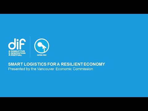 Smart Logistics for a Resilient Economy DIF 2015