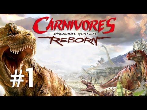 Carnivores: Dinosaur Hunter Reborn   Max fugareste dinozauri