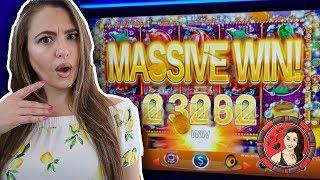 🔥MASSIVE Handpay JACKPOT on Mystical Mermaid Slot Machine w/ Lady Luck HQ🔥