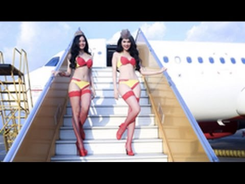 A Woman Created a Bikini Airline