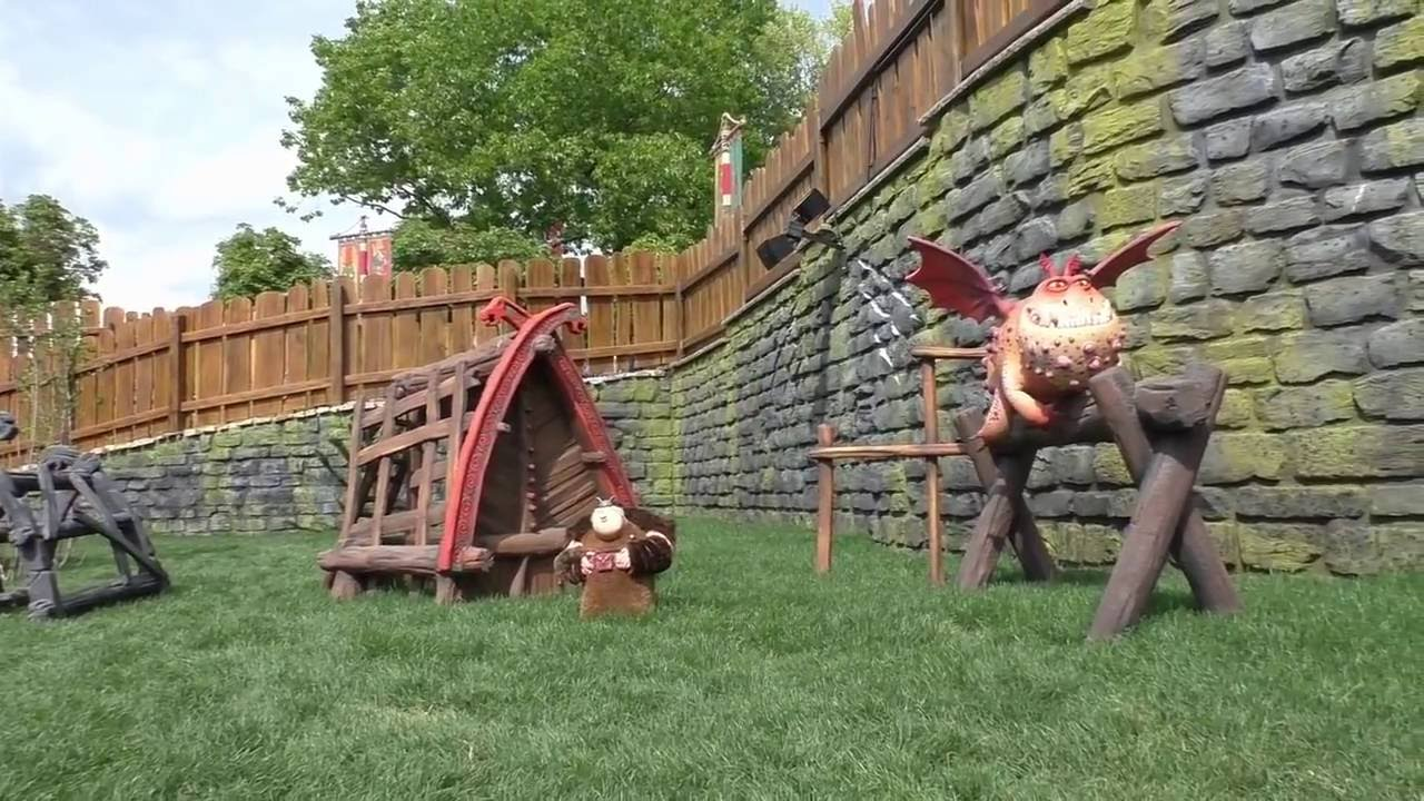 Httyd theme park ride youtube httyd theme park ride ccuart Choice Image