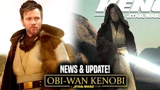 Obi Wan Kenobi Movie Big News! & Update (Star Wars News)