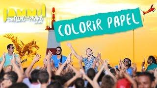 Colorir Papel  DVD Jammil De Todas As Praias