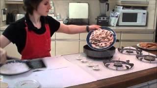 Chicken Marsala Recipe Makeover