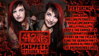 412nes: Snippets Episode Two!