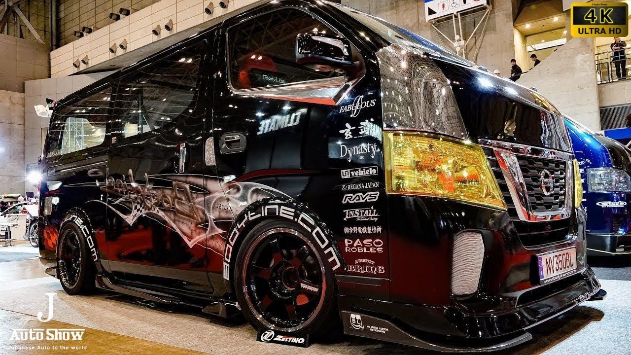 4k Bodyline Nissan Caravan Urvan Nv350 Bodykit