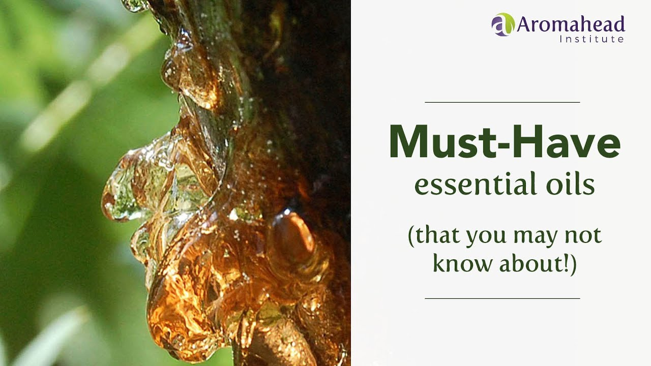 4 Must-Have Essential Oils (that you may not know about)