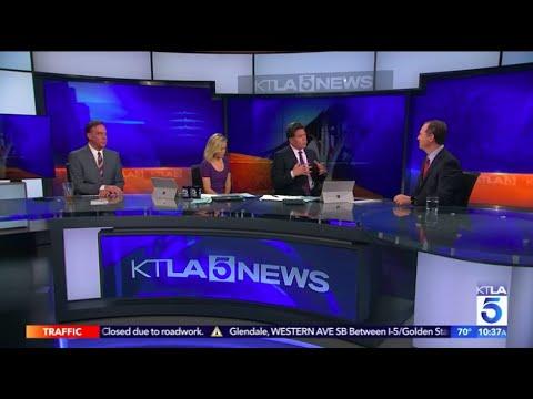 Rep. Schiff on KTLA 5: Divisive Nature of Trump's Rhetoric Has Consequences
