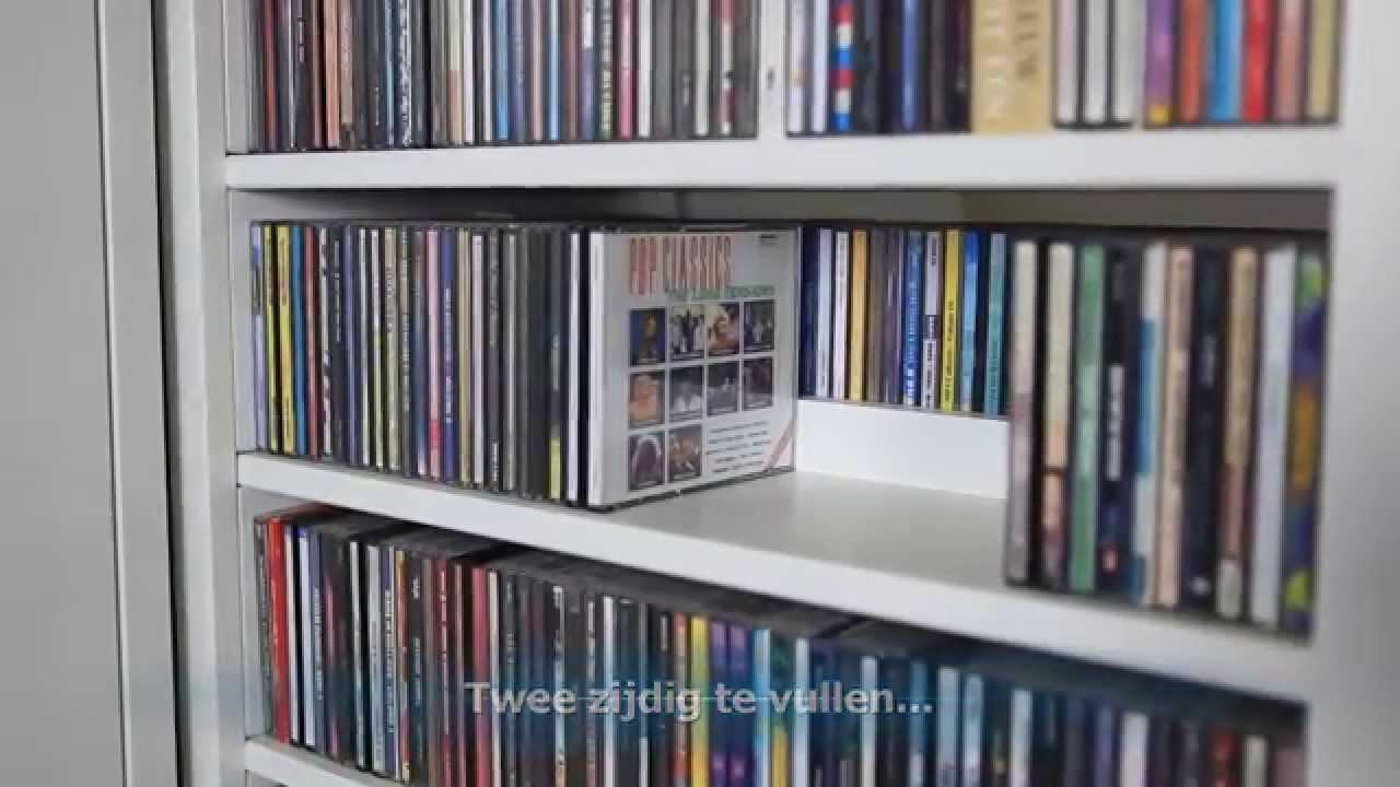 Apothekerskasten Voor Cd En Dvd