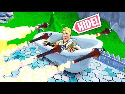 *NEW* 199 IQ HIDE TRICK!! - Fortnite Funny WTF Fails and Daily Best Moments Ep. 883