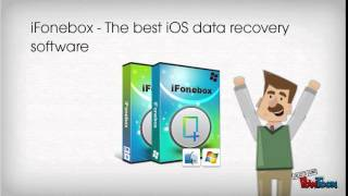 iFonebox - the best iOS data recovery