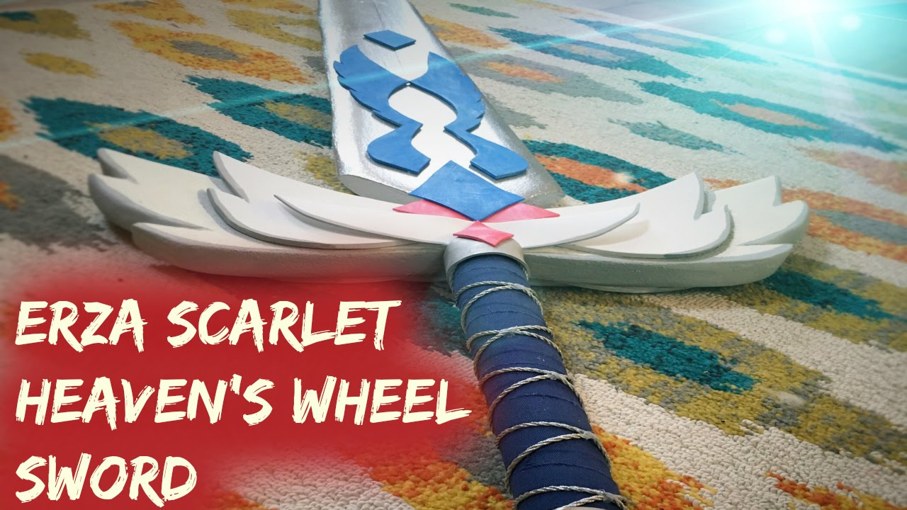 Erza Scarlet Heaven S Wheel Armor Cosplay Part 11 Youtube