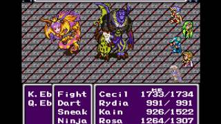 Final Fantasy II - Vizzed.com Play the end of Eblan - User video