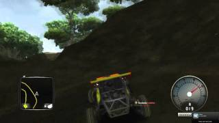 Secret Cave in Test Drive Unlimited 2