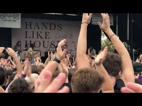Hands Like Houses - FULL SET [Live HD] - Vans Warped Tour (Mountain View, CA 8/4/17)