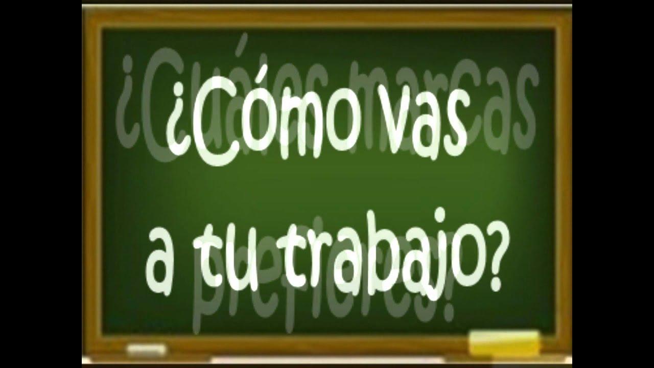 Spanish Classrooms Rosamiltonclassroom