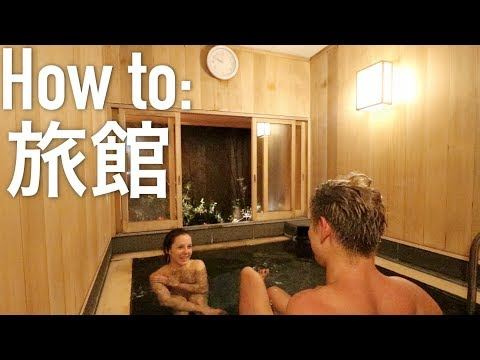 How To Japanese Hotel